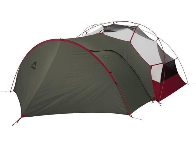 MSR Gear Shed V2 - Accessoire tente - olive